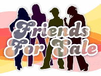 Friends for Sale Logo